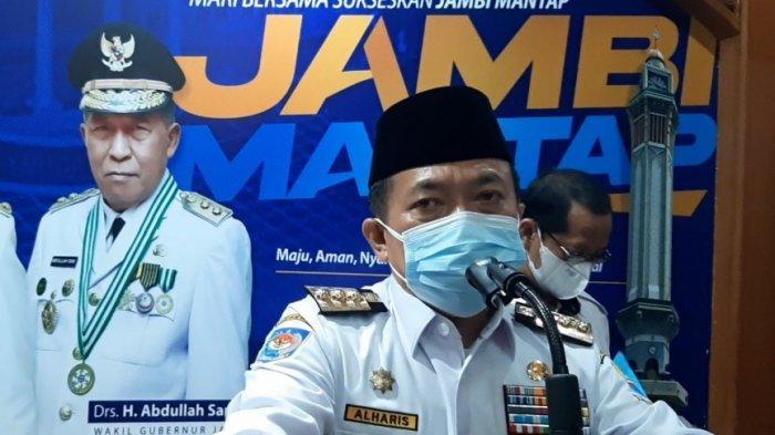 PPKM Merangin Jadi Level 3, Kota Jambi dan Batanghari Masih Berstatus PPKM Level 4
