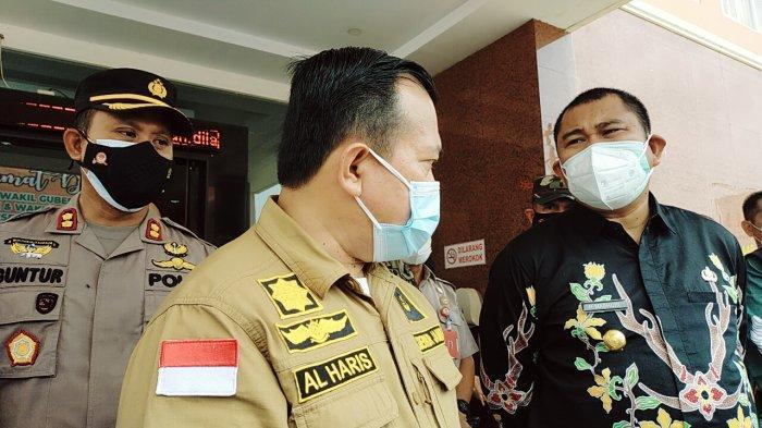 Stok Vaksin di Bungo Menipis, Gubernur Jambi Minta Pemda Koordinasi dengan Provinsi