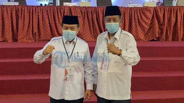Al Haris dan Abdullah Sani, Gubernur dan Wakil Gubernur Jambi Terpilih