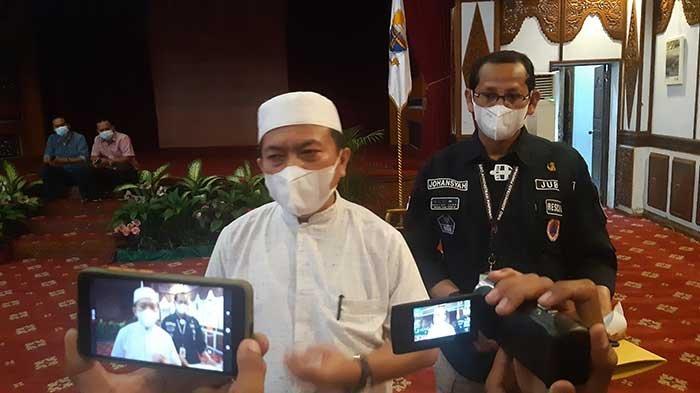 Kasus Covid-19 Meningkat, Haris Intruksikan Kabupaten/Kota Tambah Ruang Perawatan Rumah Sakit
