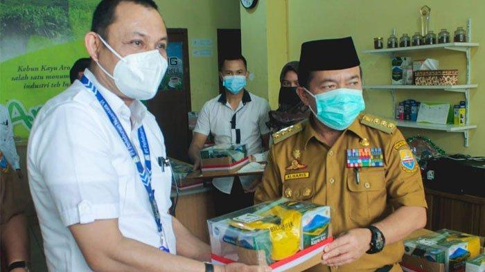 Perkuat Silahturahmi, Gubernur dan Wakil Gubernur Sambangi PTPN VI
