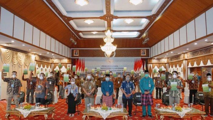 Provinsi Jambi Terima 64 SK Hutan Sosial dari Presiden Joko Widodo