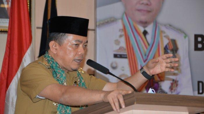 Gubernur Jambi H. Al Haris Kunjungi Instansi Vertikal Perkuat Pembangunan Jambi