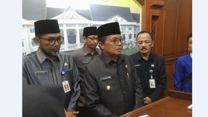 Fachrori Umar Cuti ke Bungo untuk Kampanye, Tugas Gubernur Dilimpahkan ke Sekda