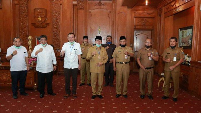 Gubernur Jambi Jaga Silaturahmi Pemda dan BUMN Perkuat Pembangunan