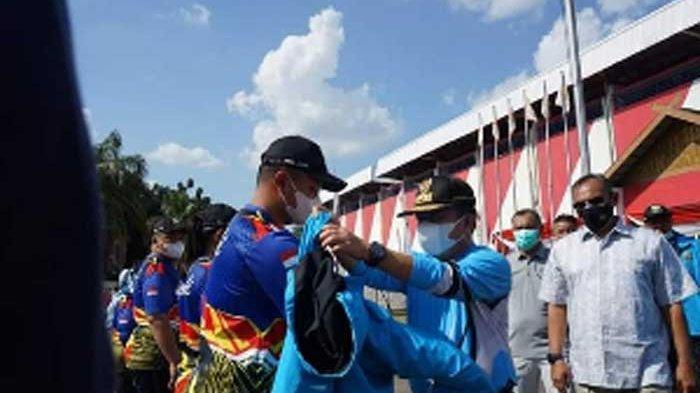 Gubernur Jambi Al Haris Janjikan Ratusan Juta Rupiah Bagi Atlet Berprestasi di PON