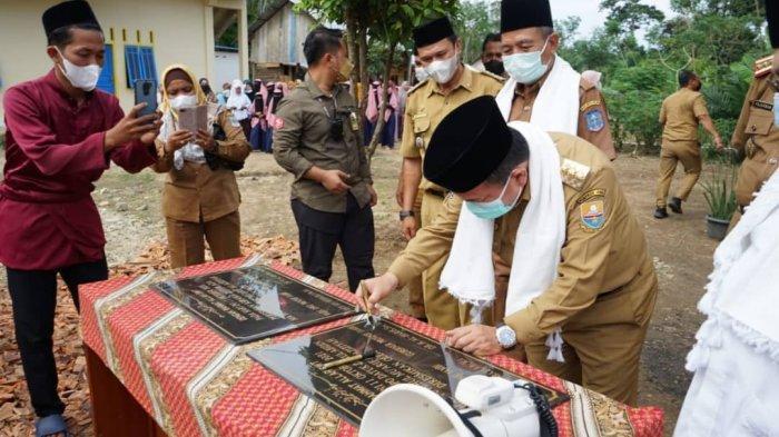 Gubernur Jambi Al Haris Resmikan Asrama Datuk Aza Ma'Had Futuhul Mu'arif