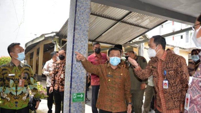 Kasus Covid-19 Melandai, Gubernur Jambi Al Haris Putuskan Satu Tempat Isolasi Terpusat