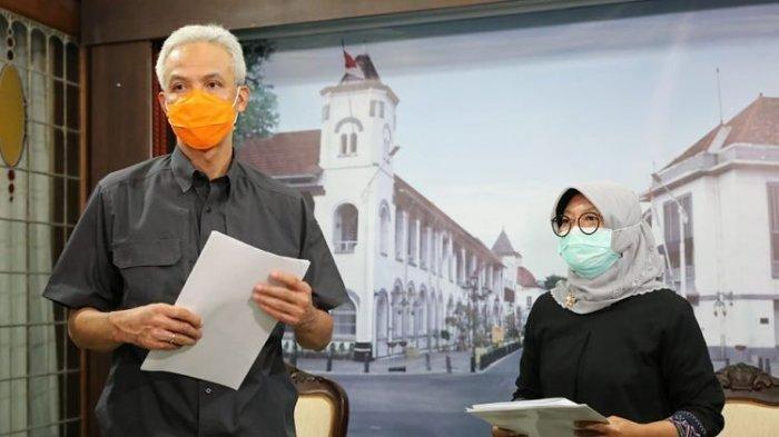 Gubernur Jawa Tengah Sebut Pemerintah dan DPR Teledor Susun UU Cipta Kerja, 'Komunikasi Buruk'