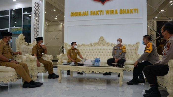 Sambangi Polda Jambi, Al Haris Tegaskan Tingkatkan Sinergitas Melayani Masyarakat