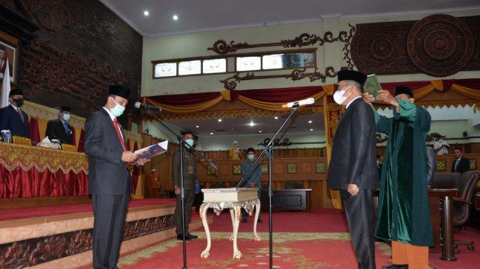 Gubernur Jambi: Tujuan Ranperda Pajak Daerah Memberi Keringanan Untuk Masyarakat