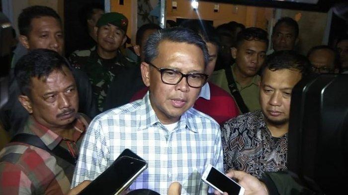 Baru Saja Dipuji Mar'uf Amin, Gubernur Sulawesi Selatan Nurdin Abdullah Justru Ditangkap KPK