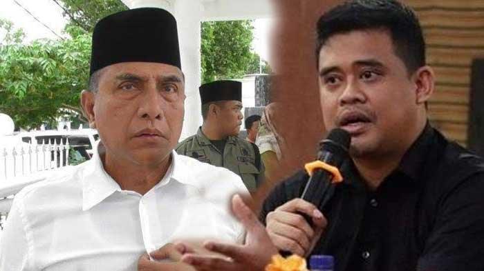 Edy Rahmayadi Tegas Sebut Menantu Jokowi Ini Mengada-ngada, Bobby Nasution Beri Jawaban Menohok