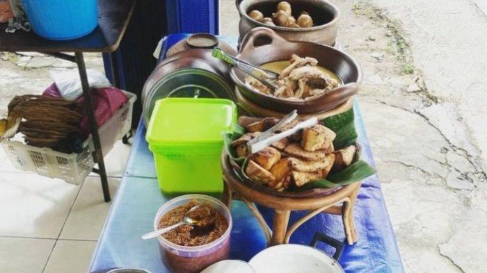 Tempat Makan Nasi Gudeg di Kota Jambi, Sarapan Gudeg, Ini 5 Tempat Makan Gudeg di Kota Jambi