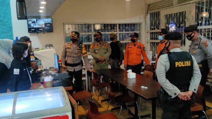 Gugus Tugas Razia Café dan Resto, Operasi Penerapan Perda No 38 Tahun 2020 di Sungai Penuh