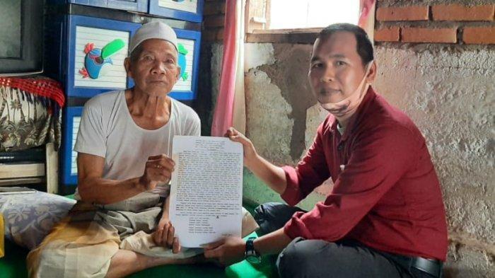 Guru Hasan Bawi di Senamat Ulu