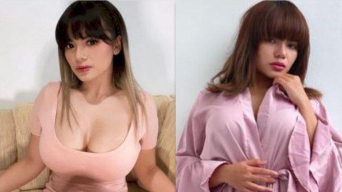Penampilan Hot Dinar Candy saat Pemotretan dengan Rio Motret, Busana Vintage dan Terbuka