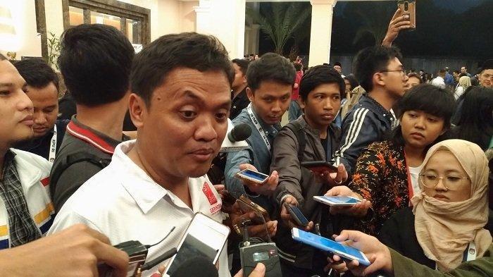 Siapa Sebenarnya Habiburokhman Utusan Prabowo Saat Penetapan Capres, Pernah Janji Terjun Dari Monas