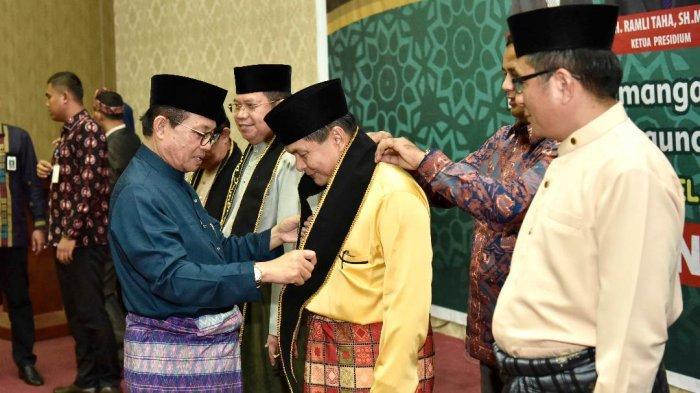 Hadiri Halal Bihalal Forum Jambi Barat Di RCC, Ini Tanggapan Gubernur Jambi Fachrori Umar