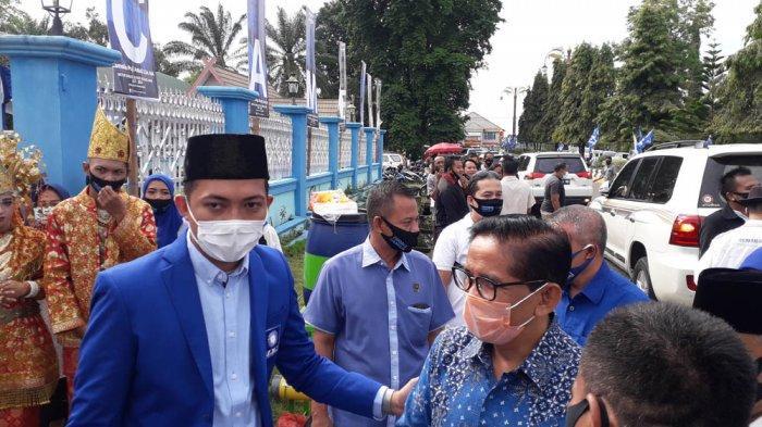 Hafiz Ungkap Peran Besar dr Firdaus di Karier Politiknya, Beri Alasan Mundur di Pilkada Batanghari