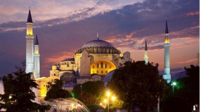 Awal Mula Hagia Sophia di Turki Berdiri, Abad ke-6 Gereja lalu Museum kemudian akan Jadi Masjid