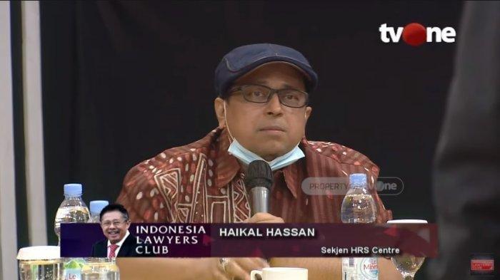 Cerita Mimpi Bertemu Nabi Muhammad di Pemakaman 6 Laskar FPI, Haikal Hassan Dipolisikan: Itu Bahaya!