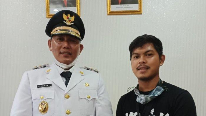 Hairan, Dari Kades Jadi Wakil Bupati Tanjung Jabung Barat: Porsi Membangun Lebih Banyak