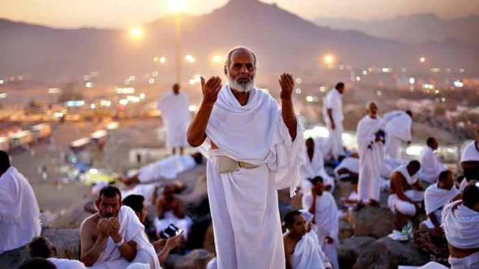 Amalan dan Doa di Hari Arafah 9 Dzulhijjah yang Disukai Alllah SWT