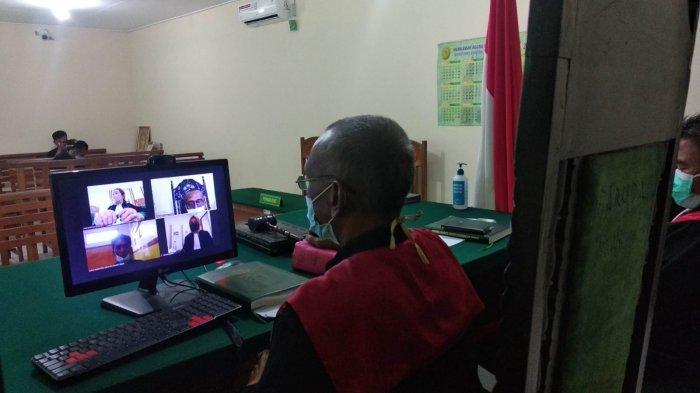 Bandar Narkoba Pemilik 42 Kg Sabu di Jambi, Divonis Penjara Seumur Hidup