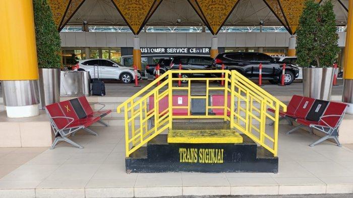 Mudik Diperketat, Bandara Sultan Thaha Masih Normal