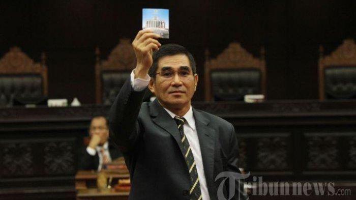 Mantan Ketua MK Sebut FPI Beda Dengan PKI, 'Menyebarkan Konten FPI Tidak Bisa Dipidana'