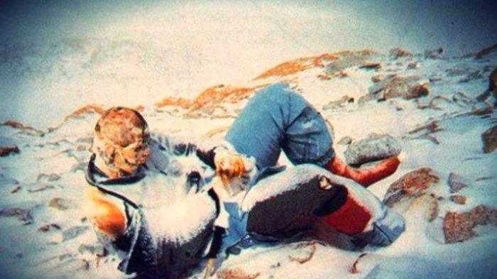 Jasad-jasad Ini Ditemukan di Gunung Everest, Meski Berpuluh Tahun Bentuknya Tak Berubah Banyak