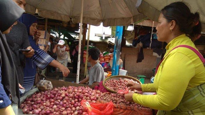 Daftar Harga Sembako di Jambi 13 Mei 2020, Harga Bawang Merah Tambah Mahal
