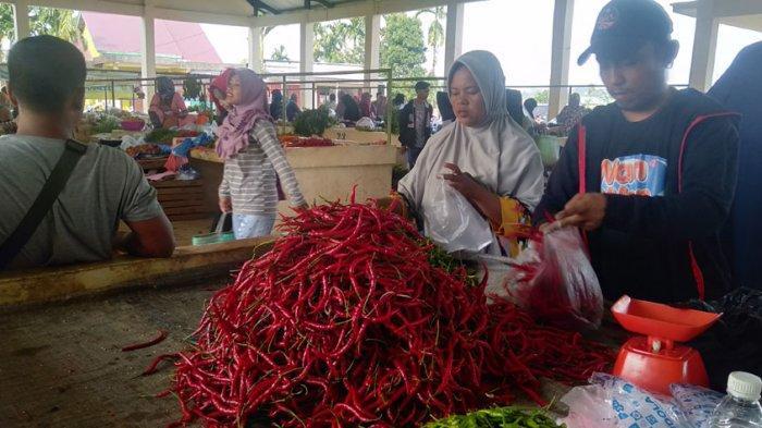 Usai Pilkada Serentak, Harga Cabai Merah Tembus di Angka Rp 80 Ribu per Kilogram