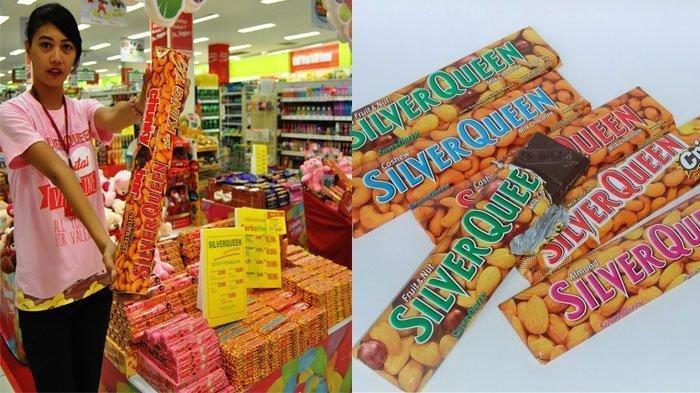 Promo Hari Valentine di Alfamart dan Indomaret, Beli Silverqueen 2 Gratis 1! Catat Tanggal Promonya!