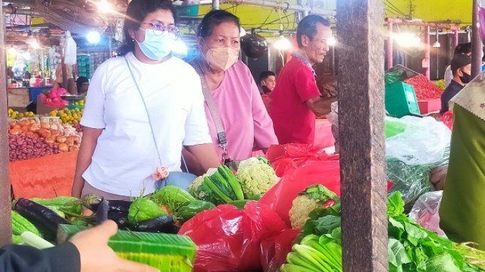 Harga Komoditi Pokok di Pasar Tradisional Kamis 14 Oktober 2021 Masih Normal