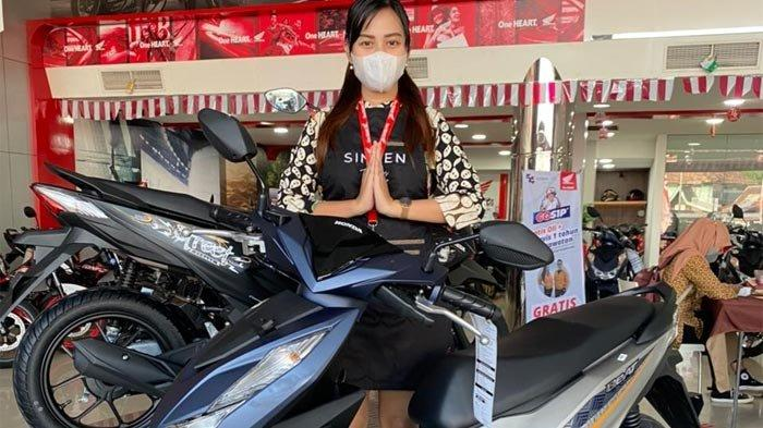 Promo Sinsenversary Agustus 2021, Beli New Honda BeAT Series Bisa Hemat Rp3,7 Juta