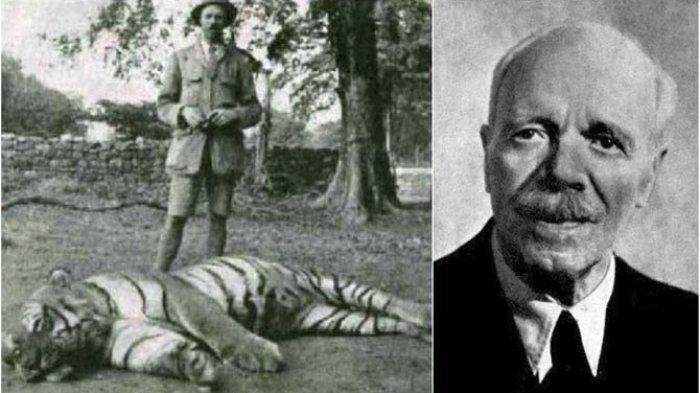 The Champawat Tiger, Harimau Keji Pembunuh 400 Orang Dalam 4 Tahun yang Mati Ditangan Sosok ini