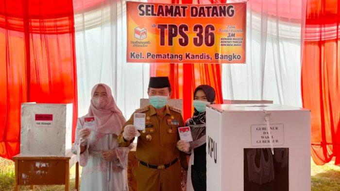 Hari ini 19 Kecamatan di Merangin Mulai Lakukan Pleno Rekapitulasi Suara Pilgub Jambi