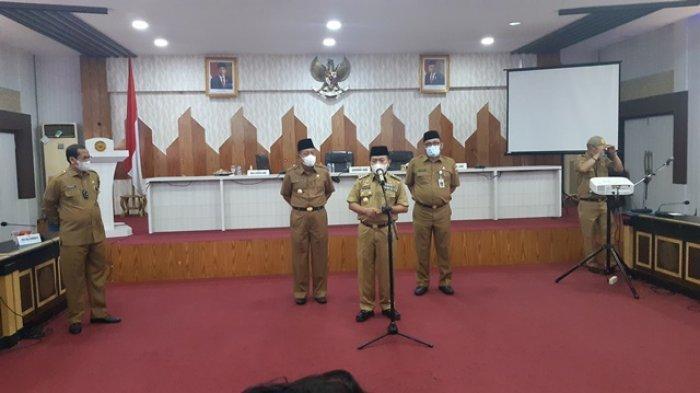 Hari Ini Haris Mengganti Tiga Plt Kepala OPD di Lingkup Pemprov Jambi