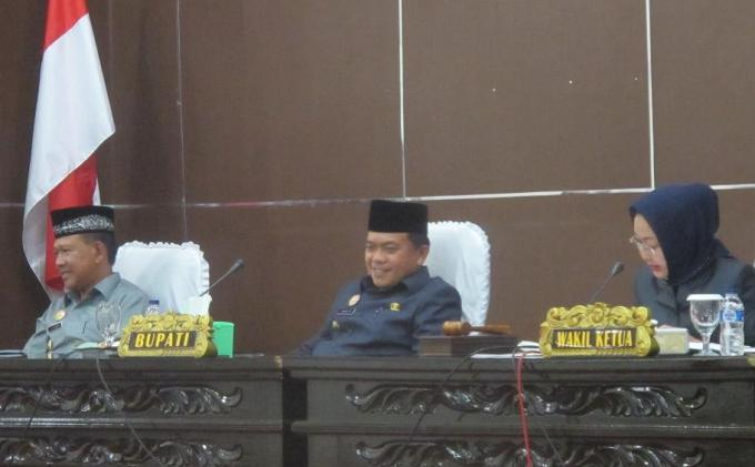 DPRD Merangin Setujui Enam Ranperda