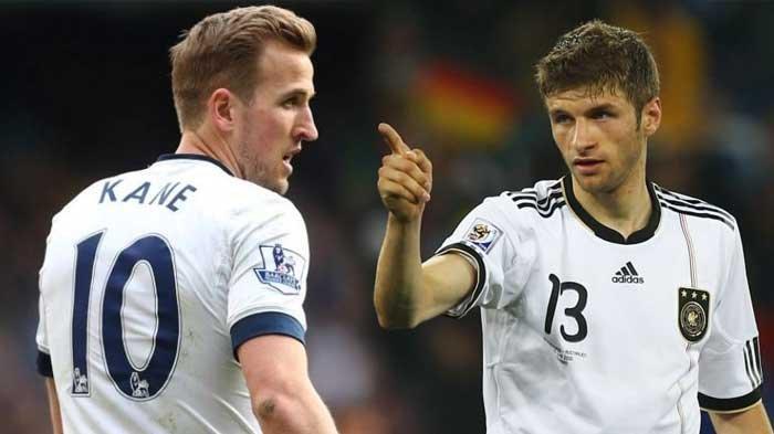 TAK Tayang di RCTI Laga Inggris Vs Jerman di Babak 16 Besar EURO 2020, Link Nonton Via Mola TV