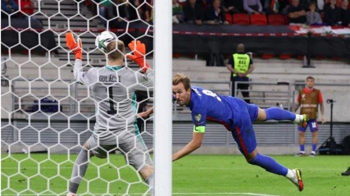Kualifikasi Piala Dunia 2022 Inggris vs Hungria Malam Ini, Three Lion Turunkan Skuad Terbaik