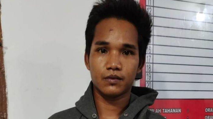 Lawan Polisi Pakai Belati, Hasanusi Tak Terima Temannya Ditangkap