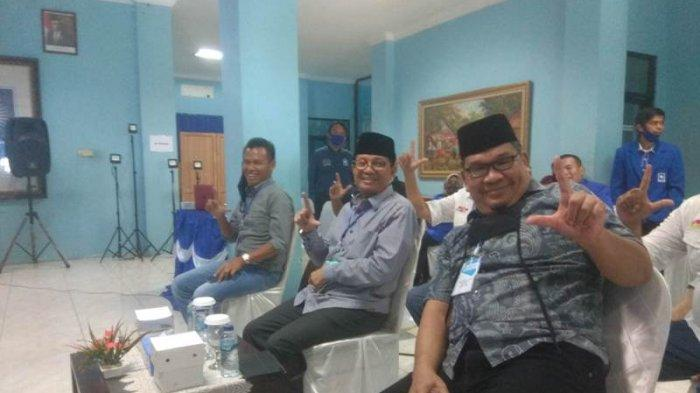 Selain Tim Safrial, Hasbi Ansori Juga Ikut Dampingi Fachrori Umar Kembalikan Berkas