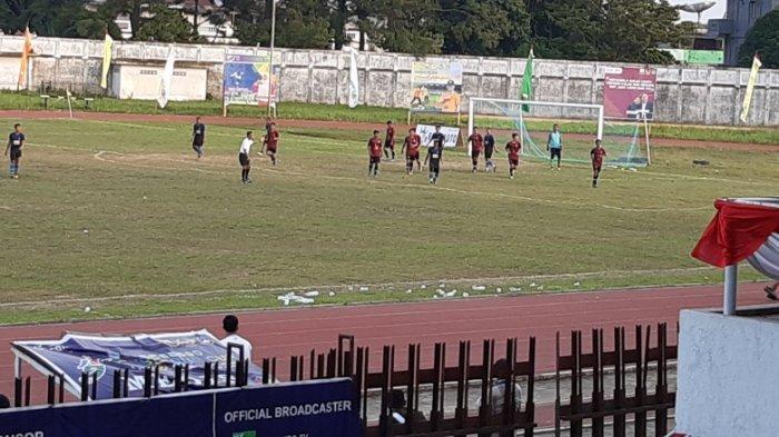 Hasil Babak Penyisihan Group B Gubernur Cup 2020, Muarojambi Kandaskan Sarolangun 4-2