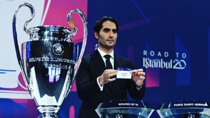 12 Tim Ikuti Undian Perempat Final Liga Champions, 12 Agustus Perempat Final