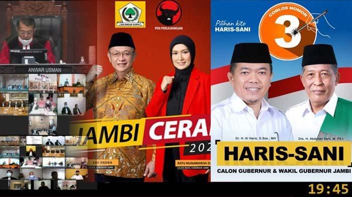Bawaslu Tanjab Timur Menunggu Petunjuk Soal Boleh Tidak Calon Gubernur Jambi Kampanye Menjelang PSU