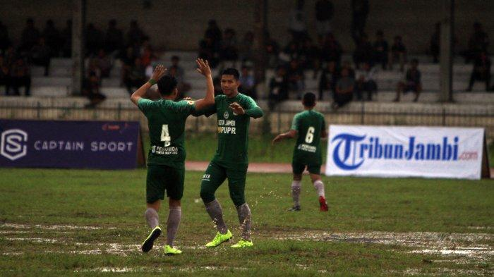 Hasil Penyisihan Grup A Gubernur Cup 2020 Kota Jambi vs Batanghari, Andika Bawa Kota Jambi Menang