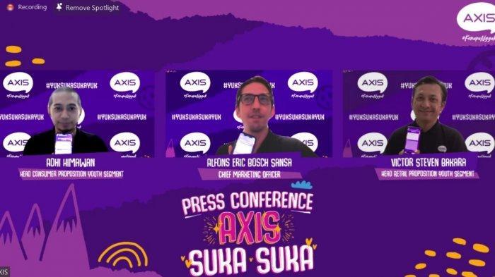 """AXIS Luncurkan Paket Inovatif """"Suka Suka"""""""